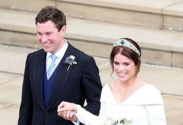 Prenses Eugenie ile Jack Brooksbank bebek bekliyor