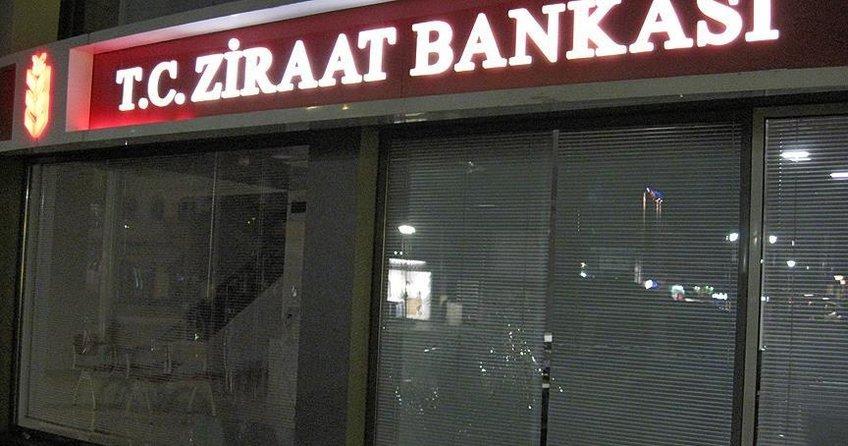 Yunanistanda Ziraat Bankası şubesine saldırı