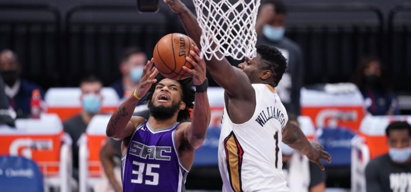 ZION WILLIAMSON SCORES 31 AS PELICANS TOP KINGS
