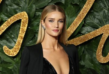 The Fashion Awards 2018'te güzellik görünümleri