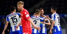 With no fans, dominant Hertha rout Union 4-0 in Berlin derby