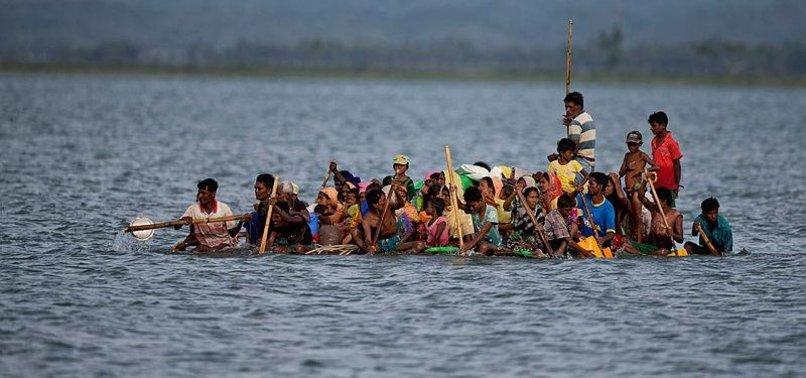 MORE ROHINGYA ARRIVE IN BANGLADESH DESPITE REPATRIATION DEAL