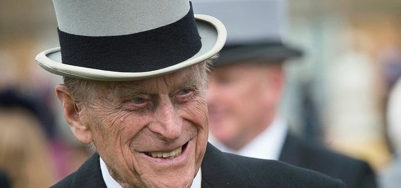 UKS PRINCE PHILIP TO STAY IN HOSPITAL, SON EDWARD SAYS HE IS A LOT BETTER