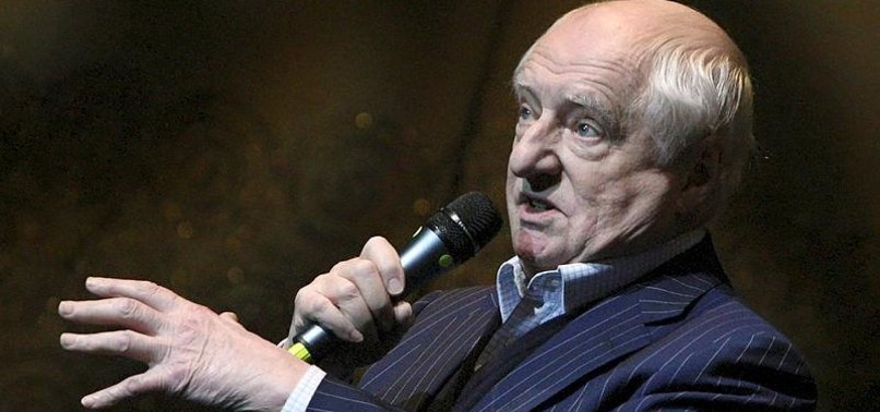 RUSSIAN THEATER AND FILM DIRECTOR MARK ZAKHAROV DIES AT 85