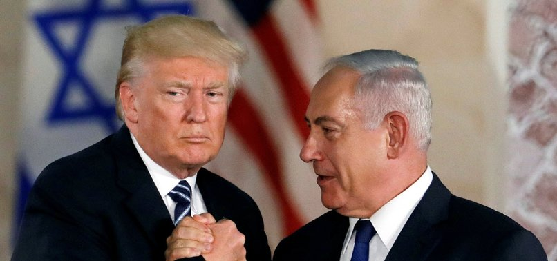 TRUMP TO RELEASE MIDEAST PEACE PLAN BY TUESDAY