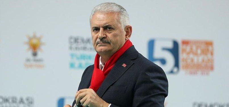TURKEYS BORDER AREAS CLEARED OF TERRORISTS: PM