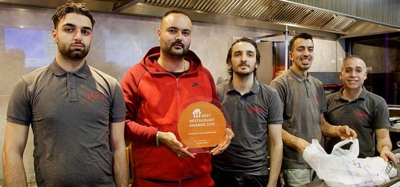 TURKISH RESTAURANT IN NETHERLANDS WINS BEST OF 2018 CROWN