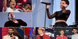 2017 American Müzik Ödülleri Adaylıkları Açıklandı