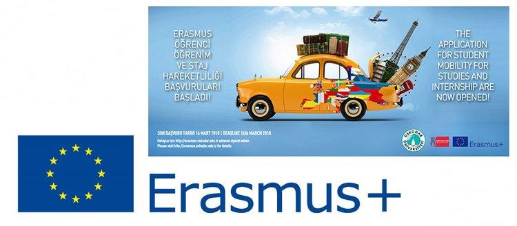 Üsküdar Üniversitesinin Erasmus başvuruları başladı!