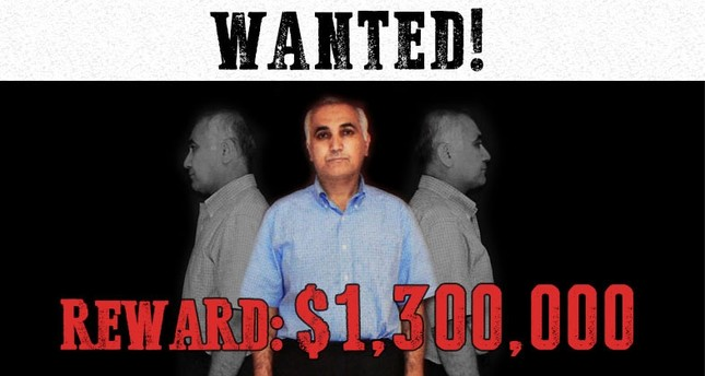 $1.3m reward offered for fugitive FETÖ coup leader