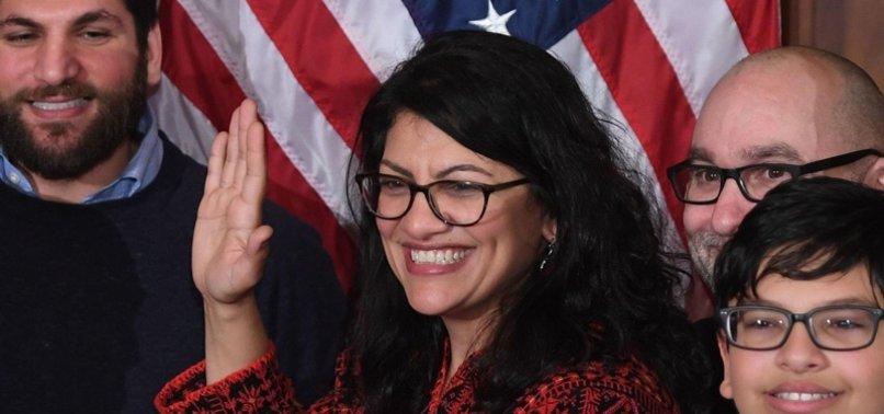 US LAWMAKER: FREEDOM OF SPEECH DOESNT EXIST FOR MUSLIM WOMEN IN CONGRESS