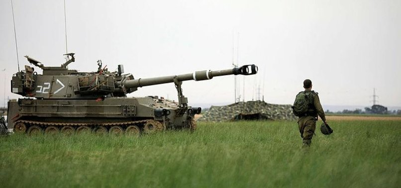 ISRAEL DEPLOYS TANKS NEAR GAZA BEFORE SATURDAY RALLIES