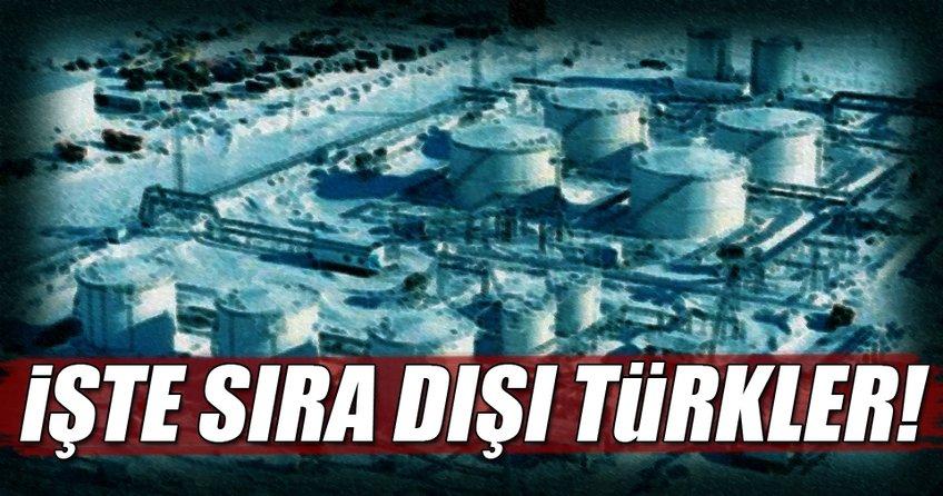İşte sıra dışı Türkler