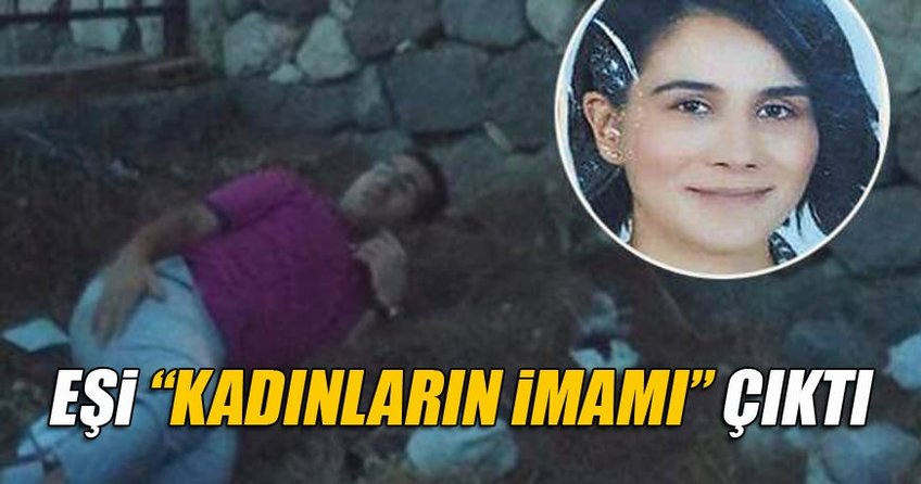'Uçan Savcı'nın eşi kadınların imamı çıktı