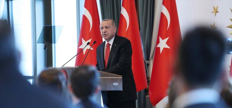 TURKEY CANNOT BEAR NEW INFLUX OF MIGRANTS, ERDOĞAN SAYS