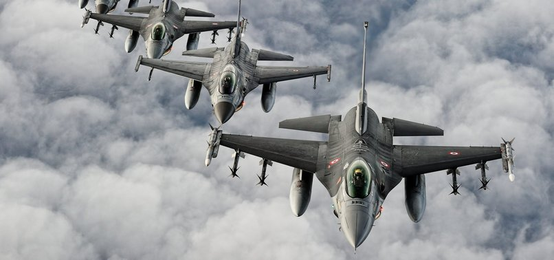 TURKISH JETS NEUTRALIZE 3 PKK TERRORISTS IN NORTHERN IRAQ