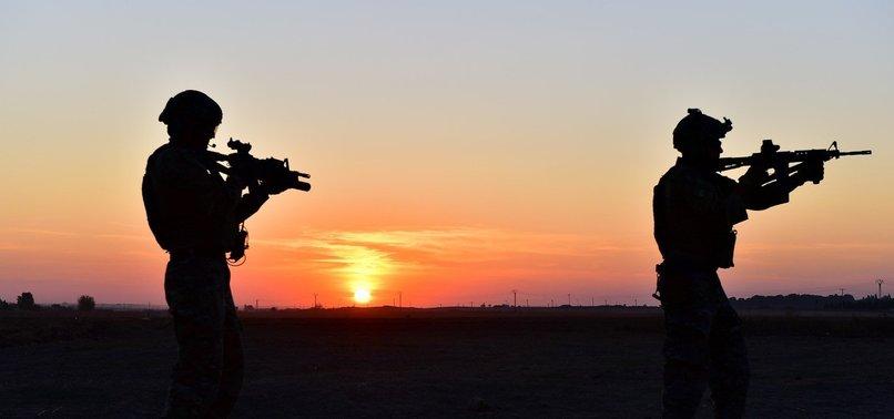 YPG/PKK TERRORIST ON WANTED LIST NEUTRALIZED