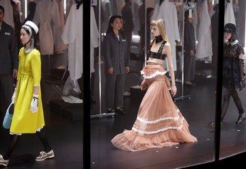 Gucci Sonbahar/Kış 2020 defilesi - Milano Moda Haftası
