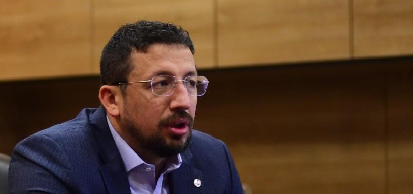 TURKISH BASKETBALL FEDERATION HEAD SLAMS FETÖ-LINKED ENES KANTERS REMARKS ON TURKEY