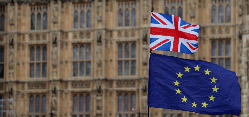 NO-DEAL BREXIT MUCH MORE COSTLY THAN COVID-19: STUDY