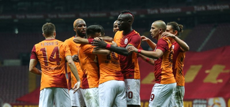 GALATASARAY MOVE TO UEFA EUROPA LEAGUE PLAYOFF ROUND