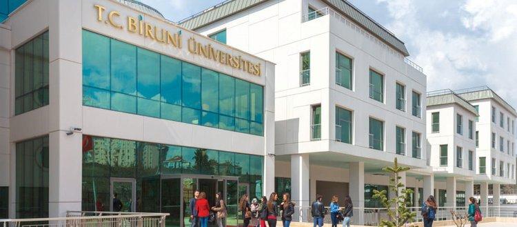 Biruni Üniversitesi etkinlik takvimi