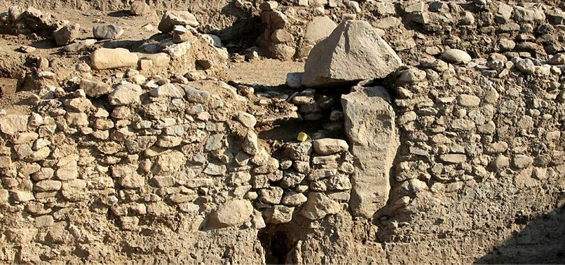 8,000-YEAR OLD MONUMENT UNEARTHED IN TURKEY