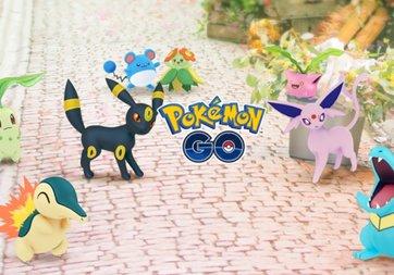 Pokemon Go güncellendi, 80 yeni Pokemon eklendi!