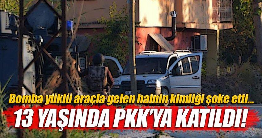 Adana'da ölü ele geçirilen o terörist PKK'ya 13 yaşında dahil olmuş