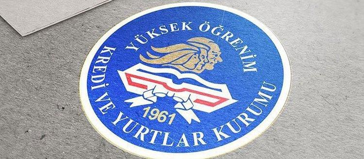 Burs ve kredi başvuruları 8 Kasım'a kadar uzatıldı