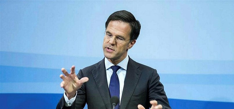 22-YEAR-OLD MAN CHARGED WITH THREATENING TO KILL DUTCH PM MARK RUTTE