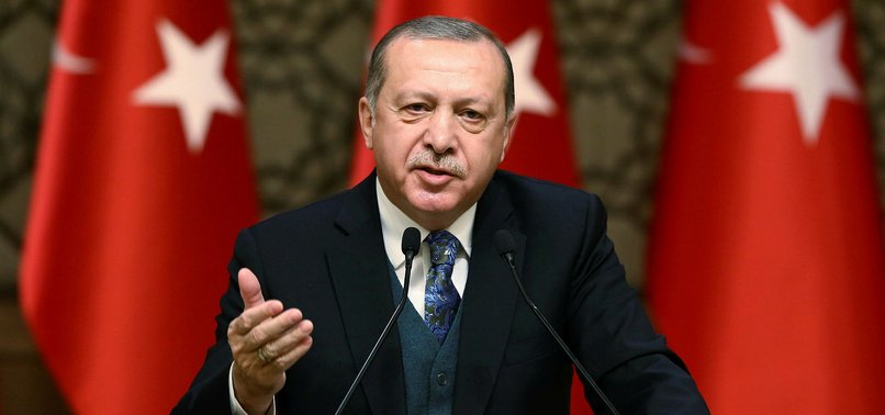 TURKEYS ERDOĞAN SAYS THEY EXPECT TO CAPTURE AFRIN BY WEDNESDAY EVENING
