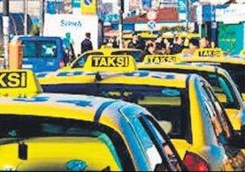 İstanbul'da minibüslere ve taksilere zam