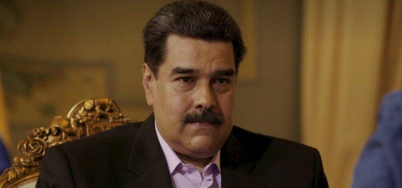 VENEZUELAS MADURO THANKS PRESIDENT ERDOĞAN FOR HIS SUPPORT
