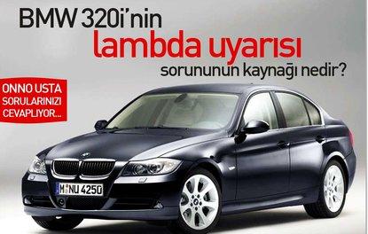 BMW 320İ'NİN LAMBDA UYARISI SORUNUNUN KAYNAĞI NEDİR?