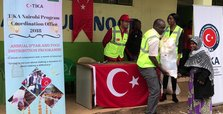 Turkish aid agency helps 150 Kenyan households