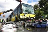 Passenger, responsible for Friday's metrobus crash, arrested
