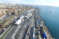 The Eurasia Tunnel, connecting the Asian and European continents underneath the Marmara seabed, will be inaugurated today withPresident Recep Tayyip Erdoğan, Prime Minister Binali Yıldırım and many...