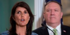 US withdraws from UN rights council