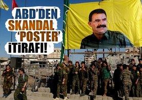 ABD'den skandal 'poster' itirafı!