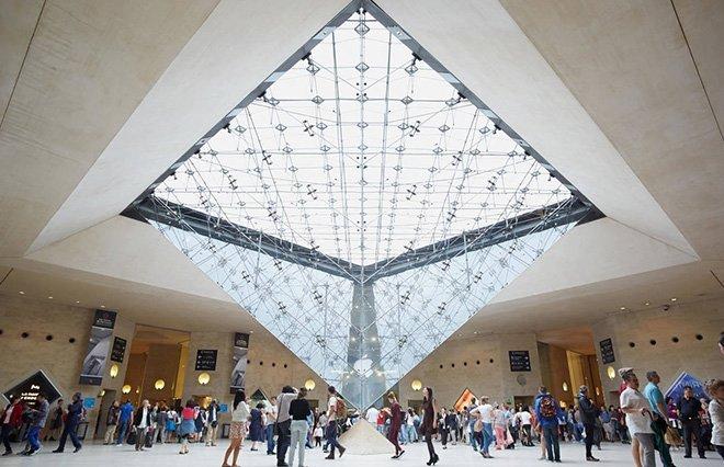 Louvre Müzesi - Fransa