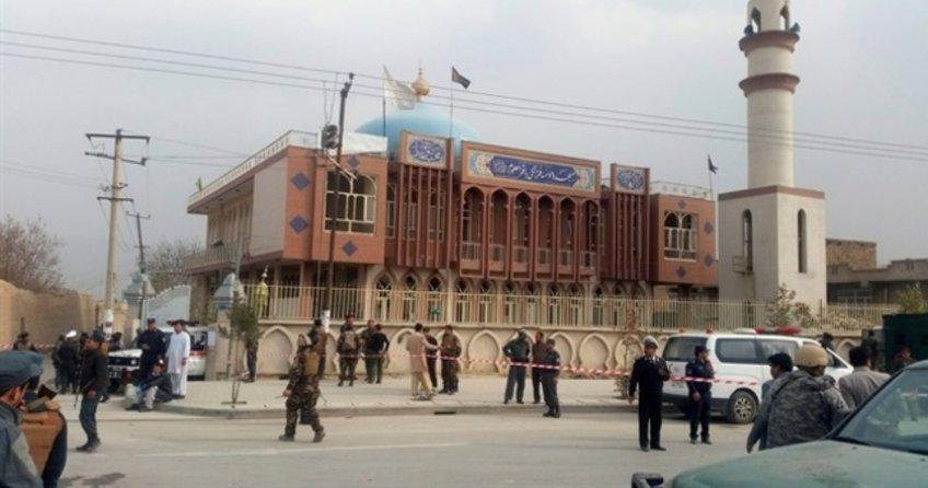 Afganistan'da camiye büyük saldırı: 27 ölü, 40'a yakın yaralı