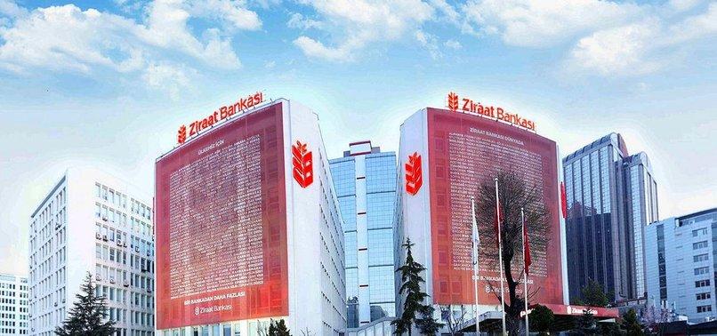 TURKEYS ZIRAAT BANK REACHES 100 INTERNATIONAL BRANCHES
