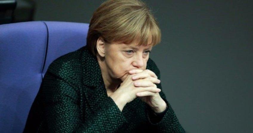 Almanya Başbakanı Merkel: Günaha girdik