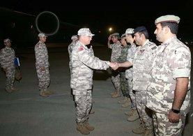 Türkiye'den Katar'a askeri sevkiyat!