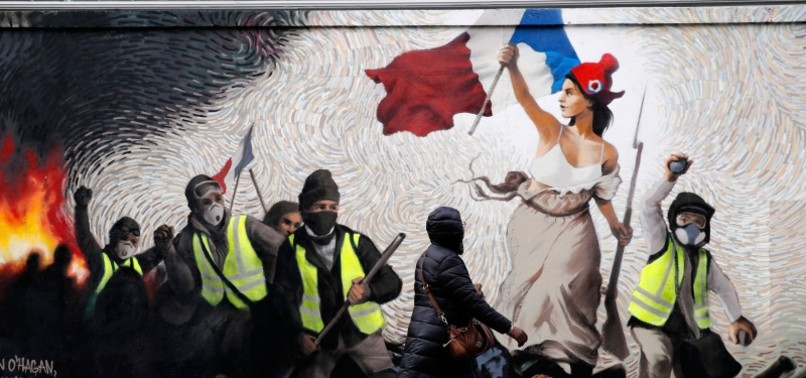 FRANCE BRACES FOR FRESH, STRONGER WAVE OF YELLOW VEST PROTESTS