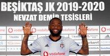Beşiktaş signs Spurs winger N'Koudou