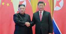 Chinese President Xi arrives in North Korea for talks