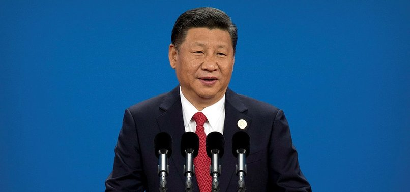 CHINAS XI CONGRATULATES BIDEN ON U.S. ELECTION VICTORY