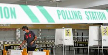 Singapore counts votes in pandemic poll